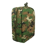 Camouflage Tactical Trauma Kit First Aid Pouch/EMT Pouch Molle Compatible CS/B01