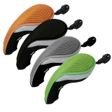 Andux Golf Hybrid Club Head Covers Set of 4 Colorful Interchangeable No. Tag Mt/hy08