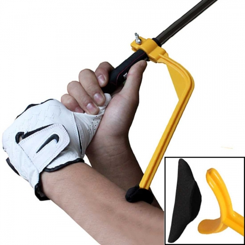 Golf Swing Trainer Guide Gesture Correct Position Training Wrist Correct aid JZQ-1