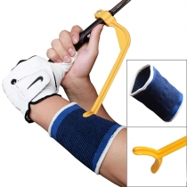 Golf Swing Trainer Angle Upgrade Training aid Correct + Wrist Protection JZQ-02