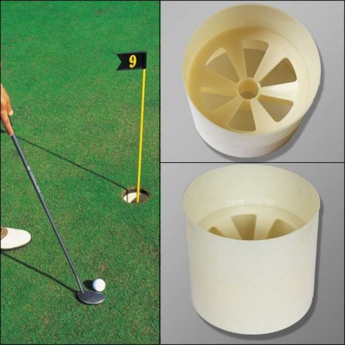 Andux Practice Golf Green Putting Hole Cup Db-01