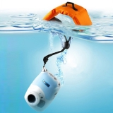Foam Floating Wrist Strap Orange for Underwater Waterproof Cameras Camcorders Housings XJ/SD01