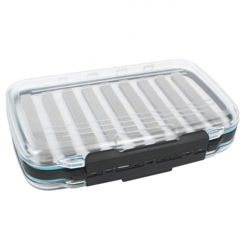 Andux Large Double Side Waterproof Fly Box Slit Form Fly Fishing FDH-05