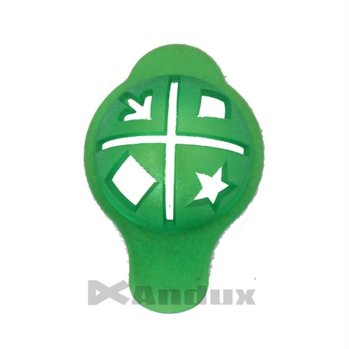 Golf Ball Linear Line Marker Template Swing Putting Drawing Alignment Tool Green