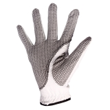 Andux Golf Gloves Slip Resistant Leather Gloves Sports Gloves GFST-02 (right hand, 25)