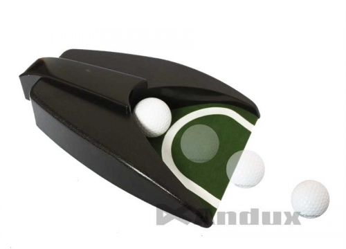 Andux golf POP up Putting practice CUP Automatic Ball Return portable trainer