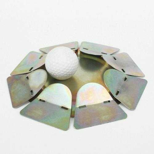 Andux All-direction Parctice Putting Cup Golf Practice Hole Training Indoor/outdoor Db-03